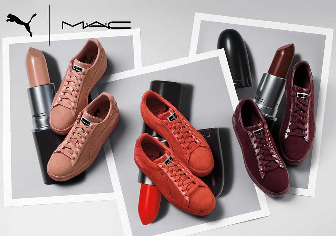 Puma x Mac