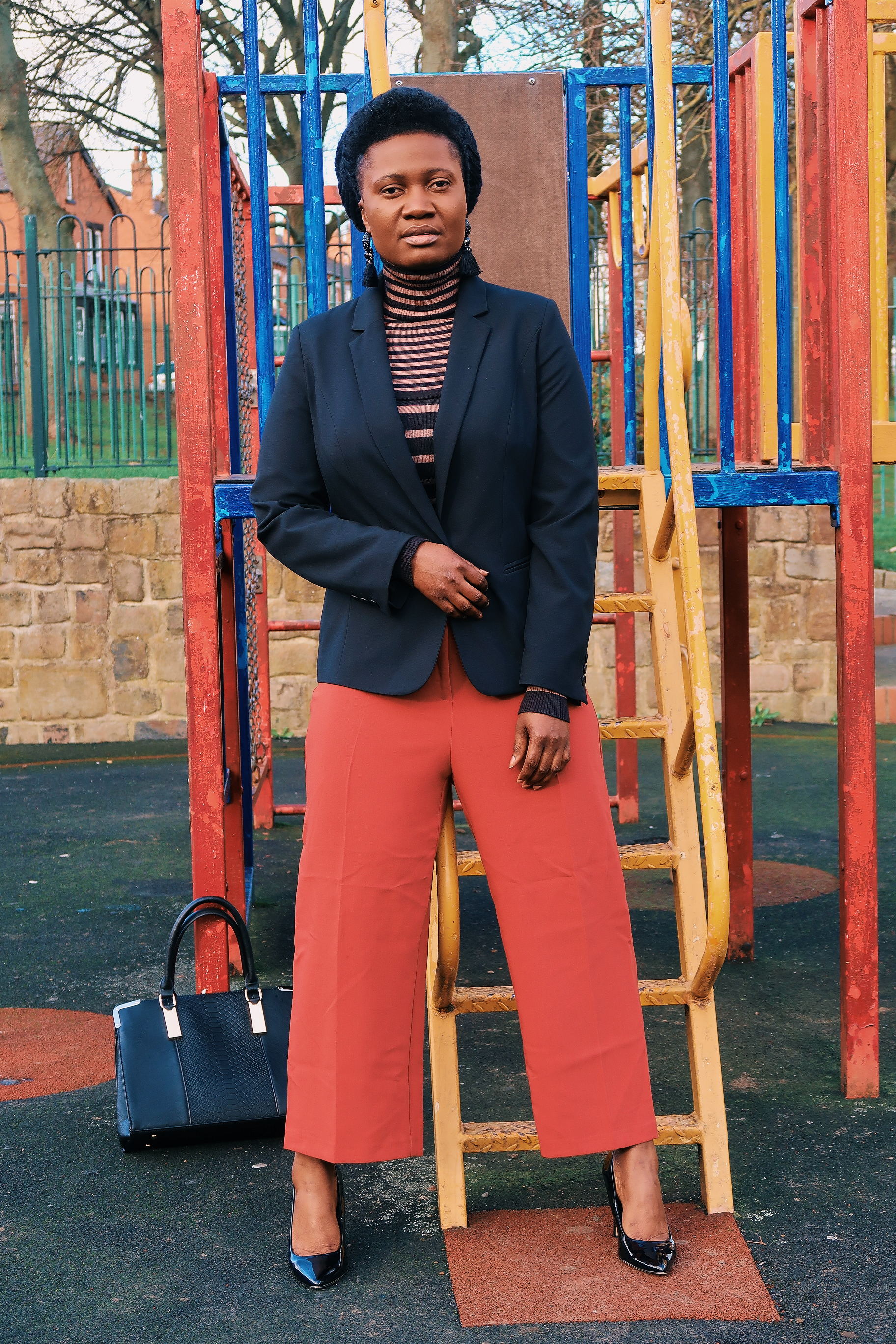 styling culottes for winter